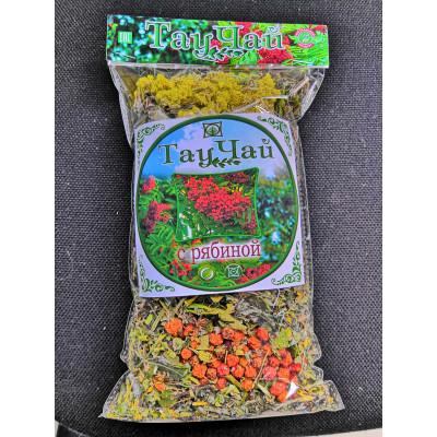 """Травяной чай Кавказа """"Тау-Чай"""" с рябиной"""